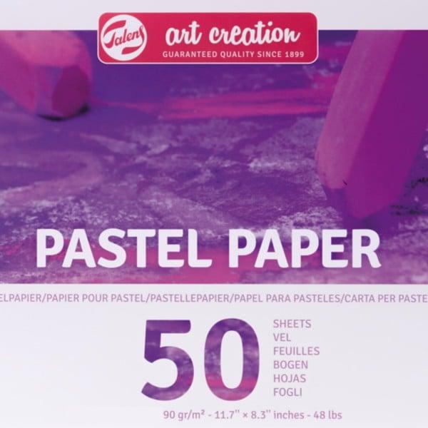 Pastelpapier 100gr. | 50 Blatt | Art Creation by Royal Talens