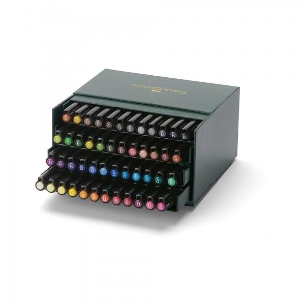 48er Atelier Box Set Tuschestifte | Pitt Artist Pen | Faber Castell