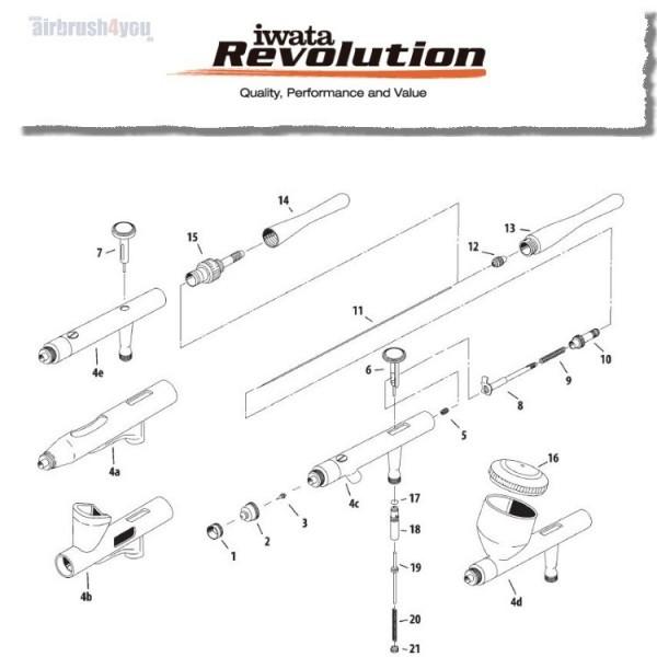 #1 | Nadelkappe | Revolution-Image