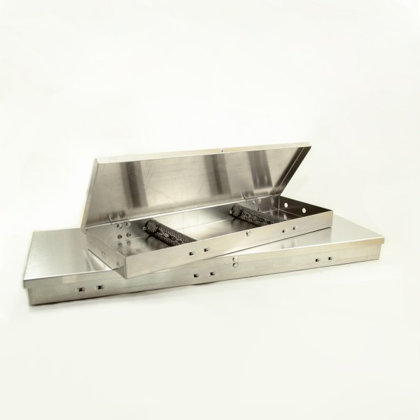 Pinsel Box - Aluminium