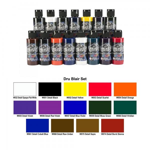 W112 Dru Blair Set | Wicked Colors