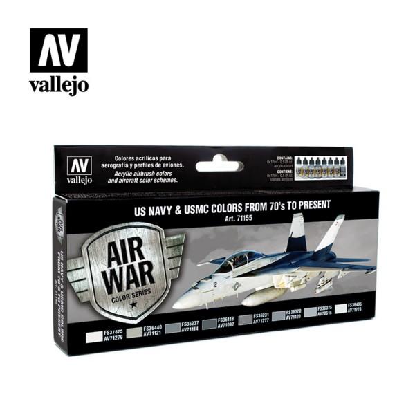 Air War | US Navy & USMC Colors | 70´s to present