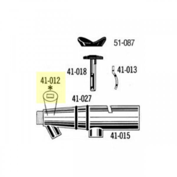 PTFE Nadeldichtung | 41-012