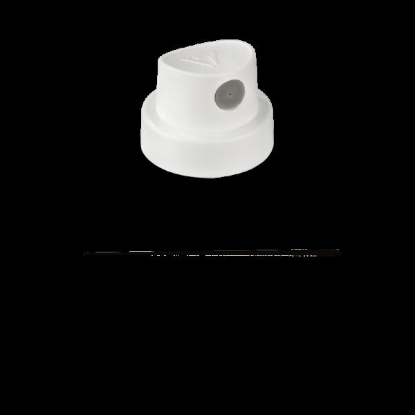 CAP | SuperSkinny | weiß/grau-Image