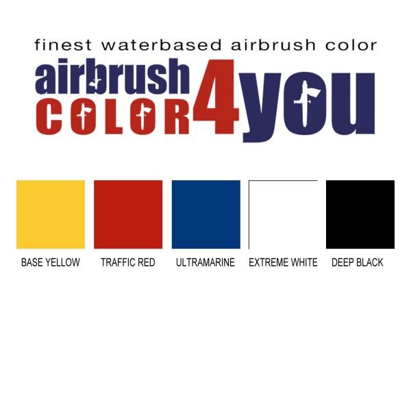 Basic Set 5+2 | AirbrushColor4you