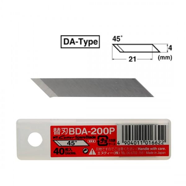 Klingen 45° | 40 Stck. BDA 200P-Image