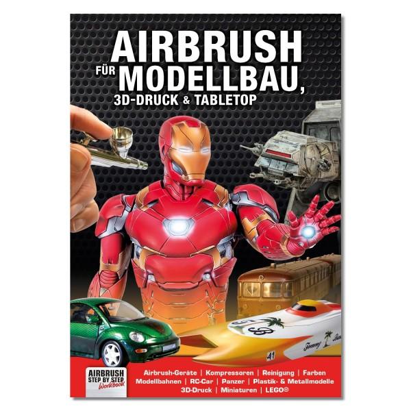Airbrush für Modellbau, 3D-Druck & Tabletop