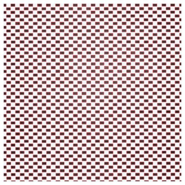 Carbon Fiberglas #2 | FX Airbrush Schablone ca. A4 | 3,5 x 2mm Raster
