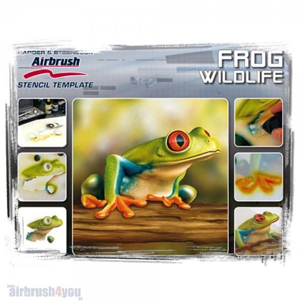 H & S Stencil | Frosch Wildlife-Image