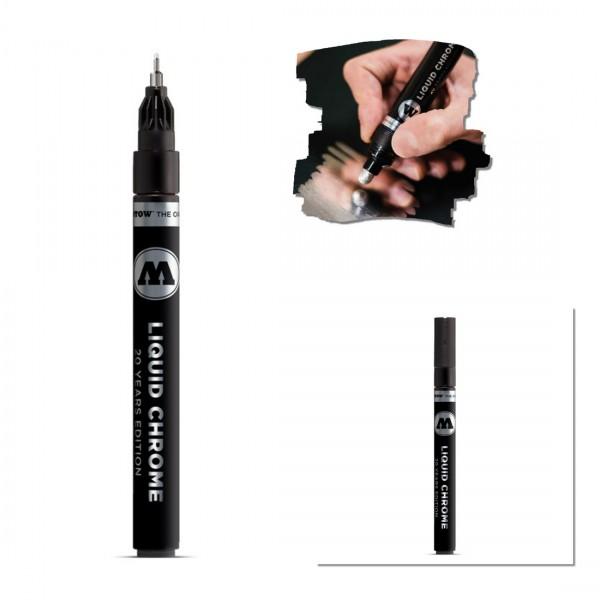 Molotow | Liquid CHROME Marker-Image