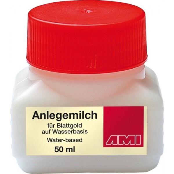 Anlegemilch für Schlagmetall   50ml-Image