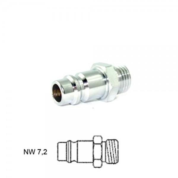 Luftstecker NW 7,2 |  Industrie Kompressor-Image