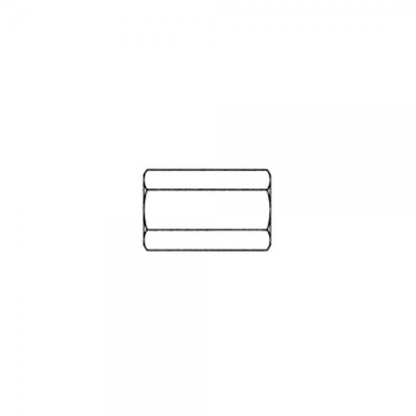 Doppelnippel | 2x Gewinde Innen-Image