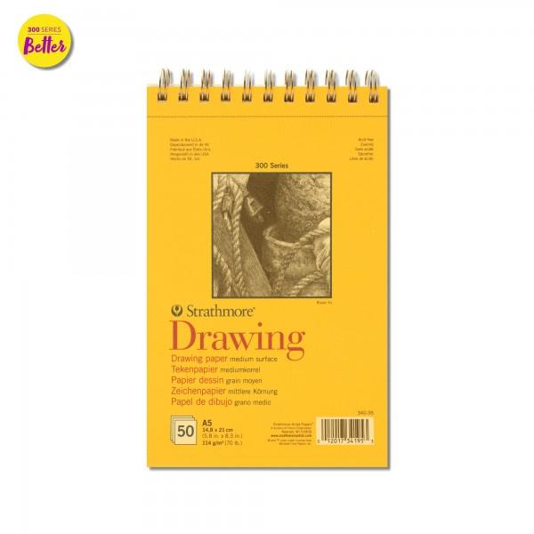 Zeichenpapier Drawing Artist Paper 300   Strathmore
