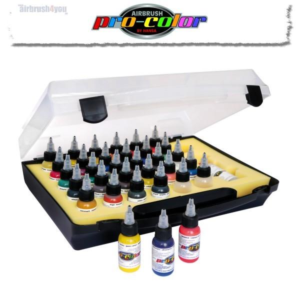 Pro Color | Farbkoffer | 28 Farben-Image
