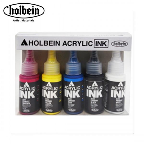 Acrylic INK | Primary Set-Image