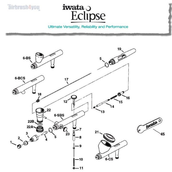 #2 | Düsenkappe | Eclipse-Image