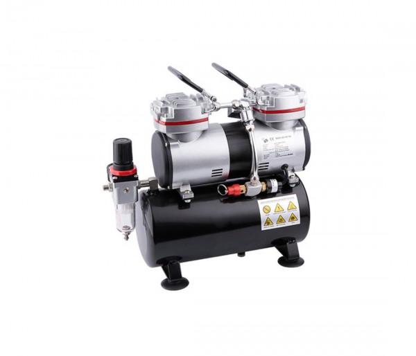 Airbrush Doppel-Kompressor FD 196-Image