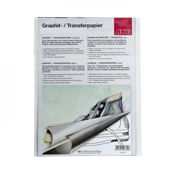 Graphitpapier A4 | 20 Blatt-Image