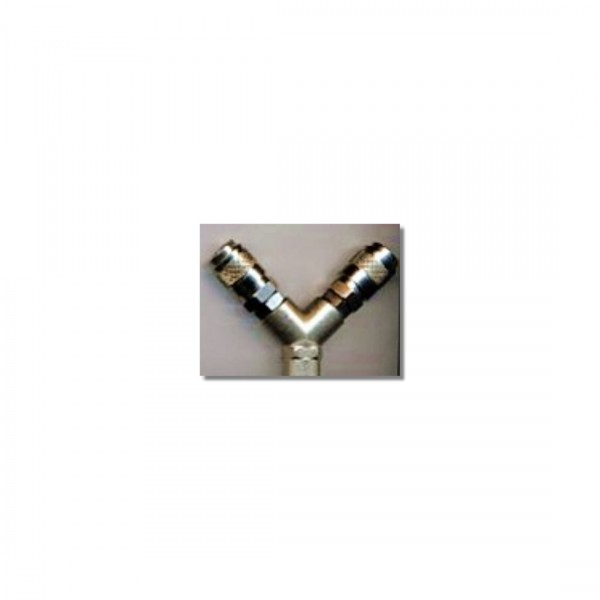 Doppel Verteiler | 2x  NW 5,0-Image